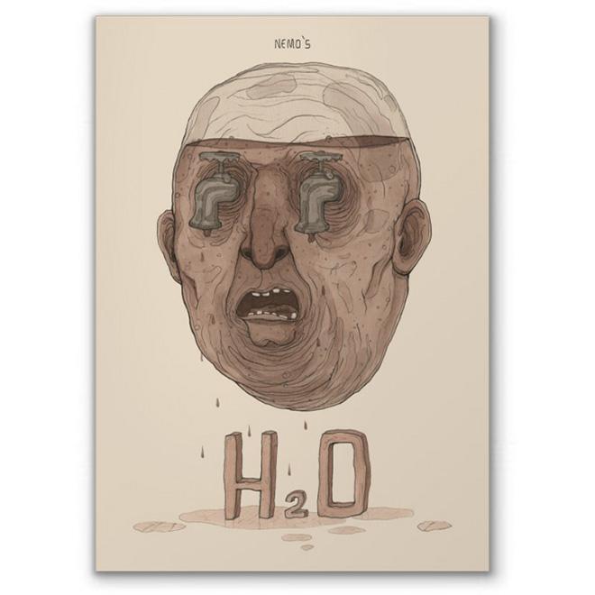 NemO's - H2O, Logosedizioni