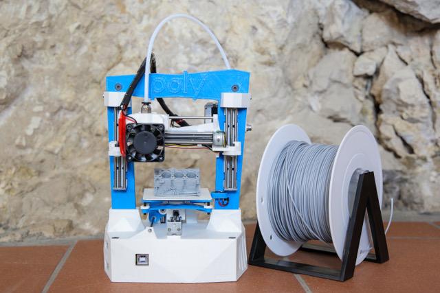 3DRap - Poly, 3D Printing
