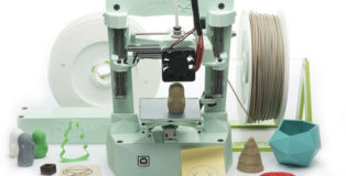 3DRap - Poly, la Stampante Ecologica su Kickstarter
