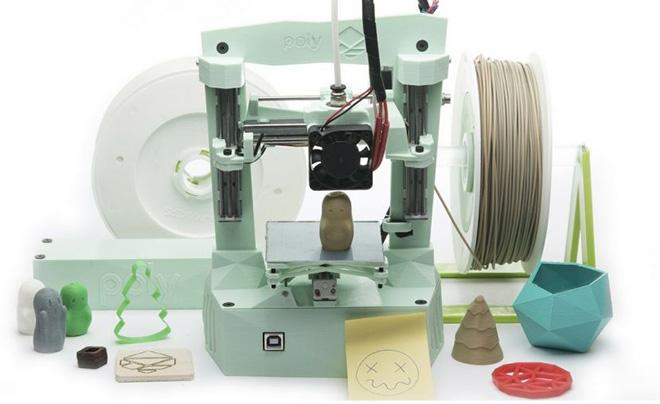 3DRap – Poly, la Stampante Ecologica