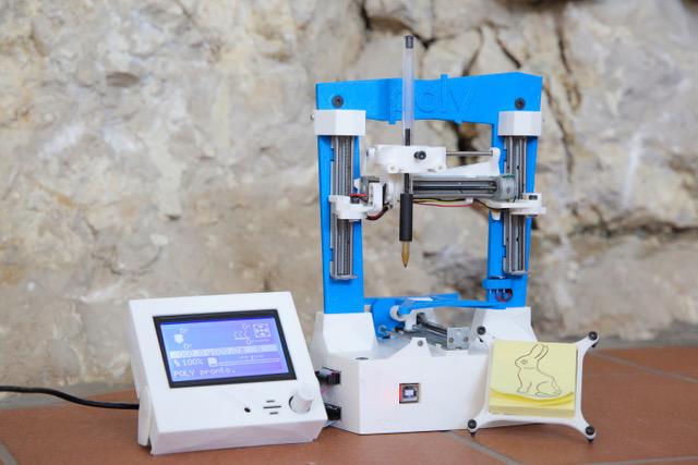 3DRap - Poly, la Stampante Ecologica