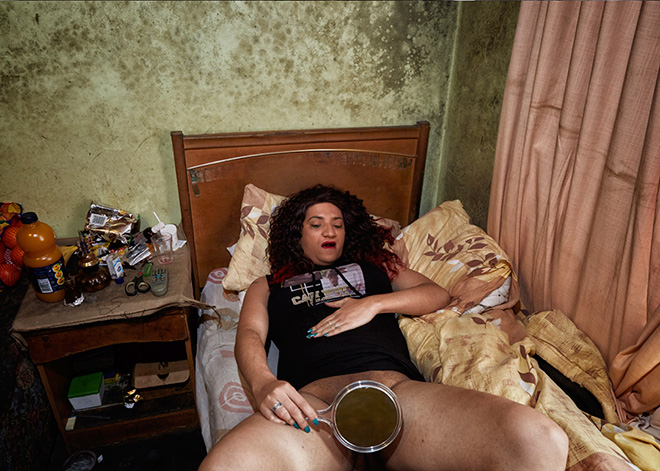 Julia Gunther - Chedino, (honored mention social photography), Perugia Social Photo Fest - The skin I live