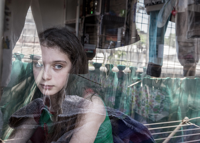 Karl Mancini - Ni una menos, (honored mention social photography), Perugia Social Photo Fest - The skin I live
