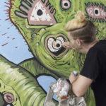 Non me la racconti giusta – Rimini: arte pubblica in carcere