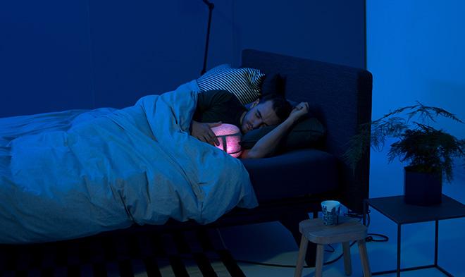 Somnox - Il cuscino robot che concilia il sonno