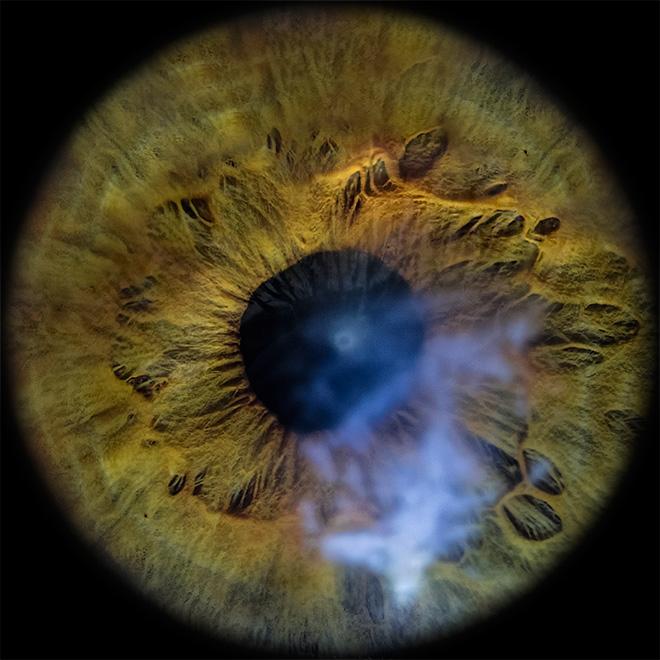 Annalaura di Luggo - Occh-IO, Blind Eyes Selection