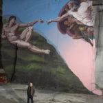 OZMO – Genesi, Street art nella cava