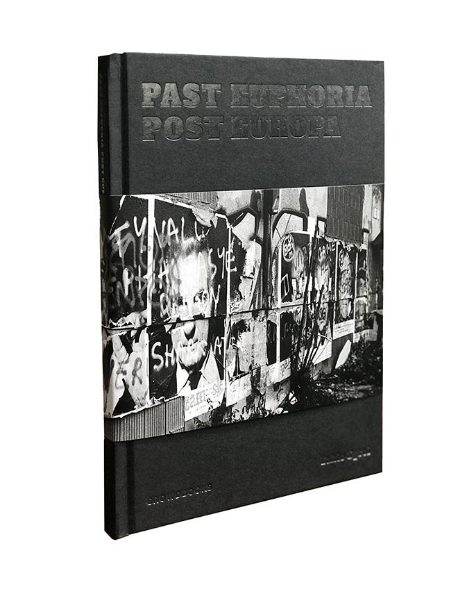 Fabio Sgroi - Past Euphoria Post Europa, Edizioni Crowdbooks