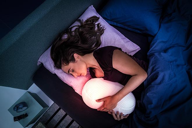 Somnox – Il cuscino robot che concilia il sonno