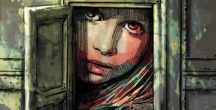 Alice Pasquini - The Unchanging World