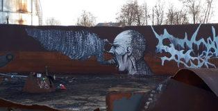Alessio Bolognesi + Broma - Graffiti a Narnia