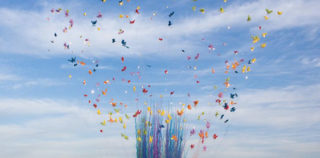Cai Guo-Qiang – Color Mushroom Cloud
