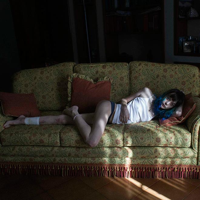 Federica Sasso - Sick Sad Blue