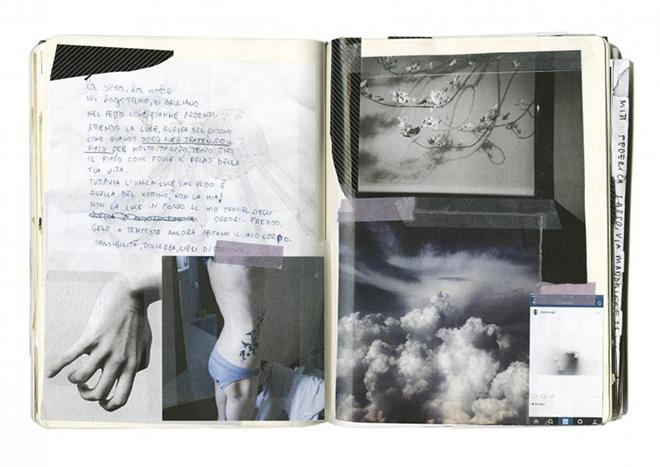 Federica Sasso - Sick Sad Blue, Diary