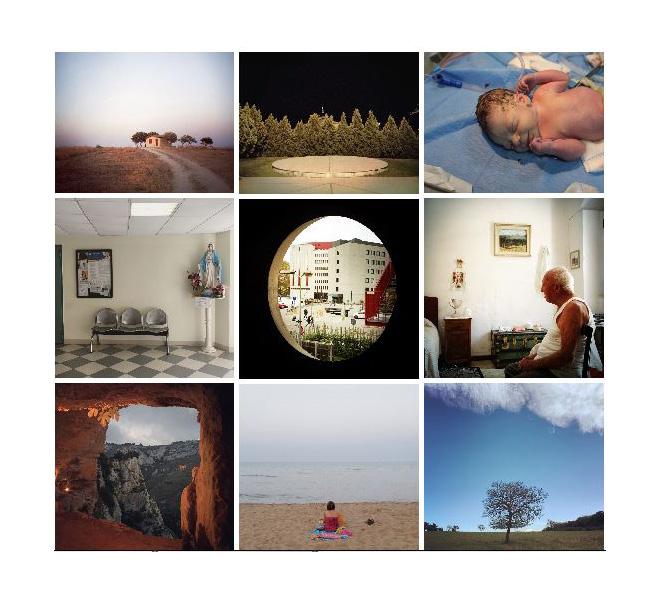 Liberi frammenti di memoria - Installazione di Francesco Di Martino (fotografie) e Salvatore Zuccarello (testi)