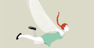 Ready to fly - Illustrazione di ©Annalisa Grassano