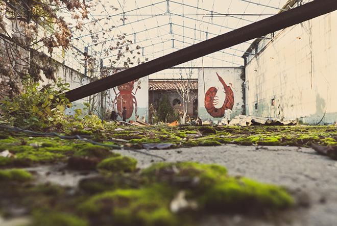 RESIDUI – elementi urbani | Livio Ninni