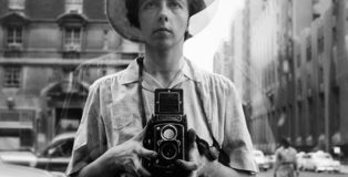 Vivian Maier - Self-portrait, undated. Palazzo Pallavicini, Bologna. © Vivian Maier/Maloof Collection, Courtesy Howard Greenberg Gallery, New York