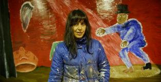 Cristina Lama - Truck Art Project