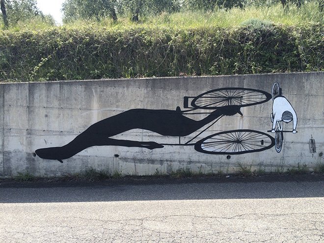 Alex Senna - Street art in Italia