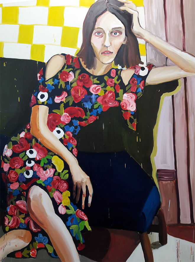 Jenni Hiltunen - Mimmo Scognamiglio arte contemporanea