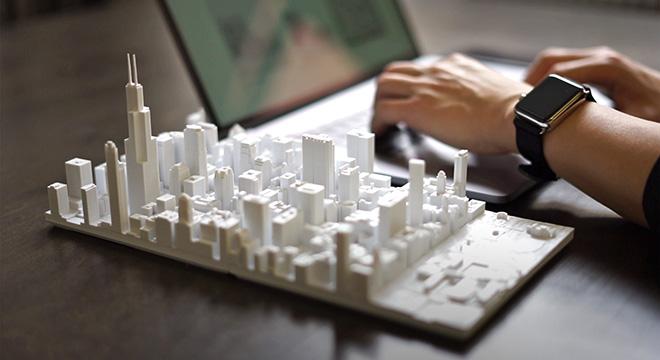 Microscape - Paesaggi urbani