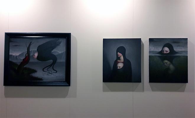 Sicioldr - (SetUp Contemporary Art Fair, 2018)