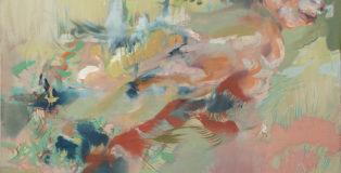 Alessandra Di Francesco - Meta-noia, olio su tela, 70x90