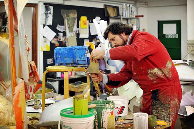 Giacomo Cossio - Studio