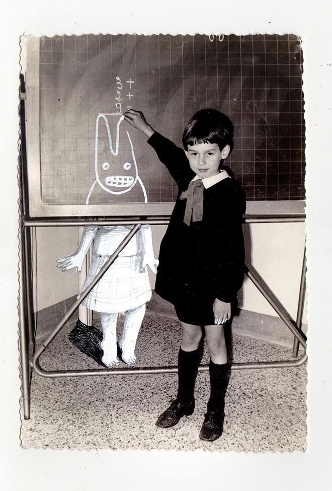 Cristina Gardumi - Peep show #6