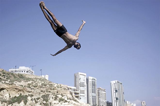 Flying Boys by Tamara Abdul Hadi