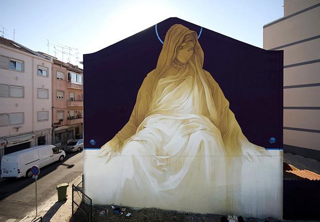 INTI - Lisbon, Portugal, 2016