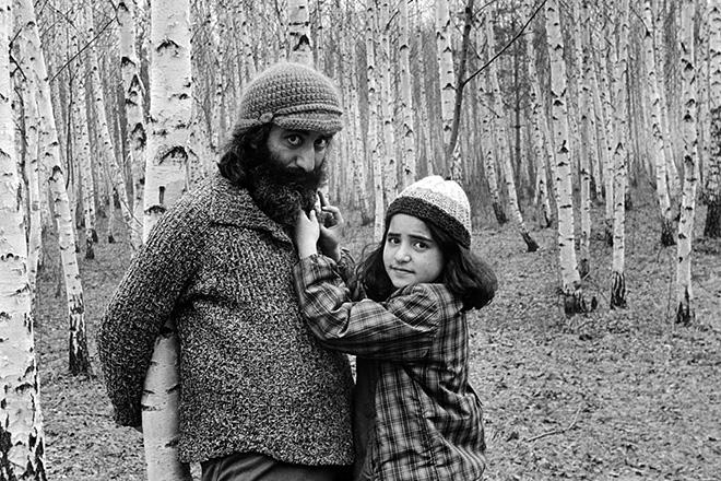 Masha Ivashintsova - Melvar Melkumyan and Asya Ivashintsova-Melkumyan, Moscow, USSR, 1976