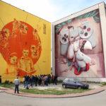 Parco dei Murales – Napoli: street art in periferia