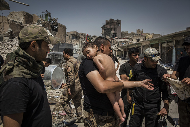 Ivor Prickett, The New York Times