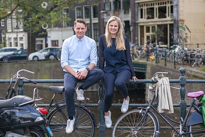 Kasper Brandi Petersen, Lotte Vink - LABFRESH Founders