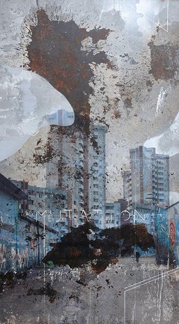 Livio Ninni - MUTATION. Urban Material