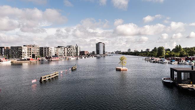 Studio Fokstrot (Marshall Blecher & Magnus Maarbjerg) - Copenhagen Islands, photo credit: airflix.com, memesis-foto.nu