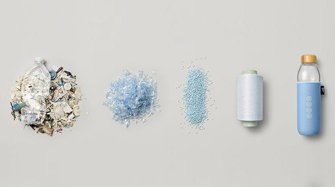 SOMA x Parley – Dalla plastica dell'oceano, la bottiglia ecologica