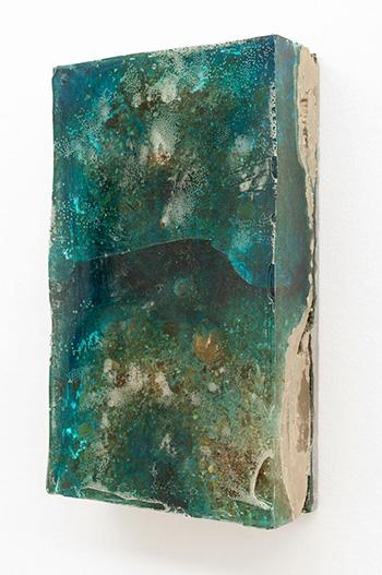 Ciredz - Erosion 11, 2018, 50x30x10 cm, MAGMA Gallery