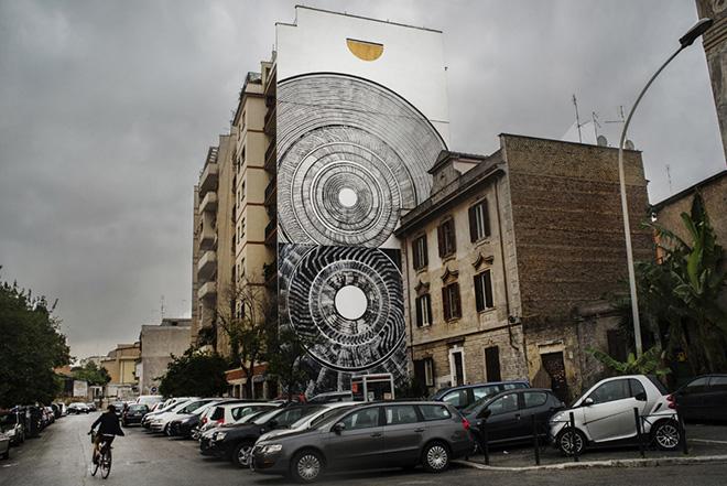 2501 - Intersection, Roma, 2015. photo credit: Giorgio Coen Cagli