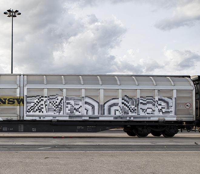 2501 - Urban Street art
