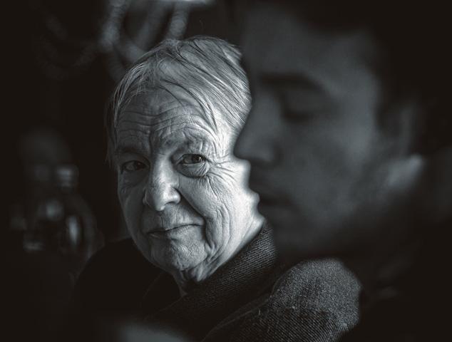 Carlo Sguazzini - Lo sguardo preoccupato della nonna