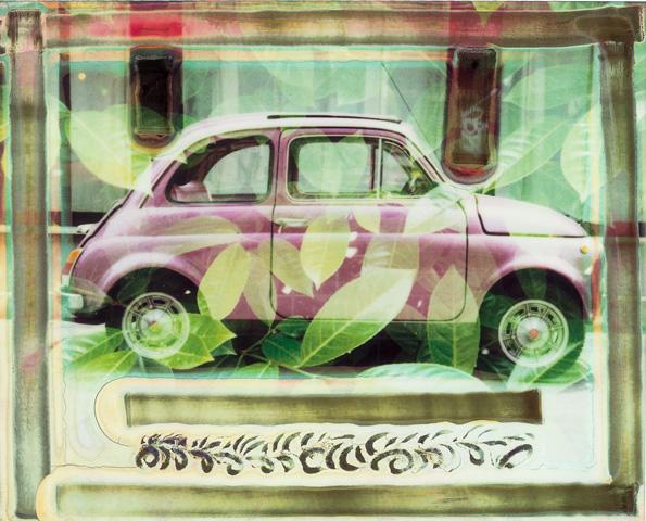 Maurizio Galimberti - Cinquecento, 2003