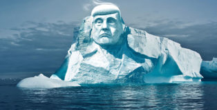 Melting Ice Association - Project Trumpmore