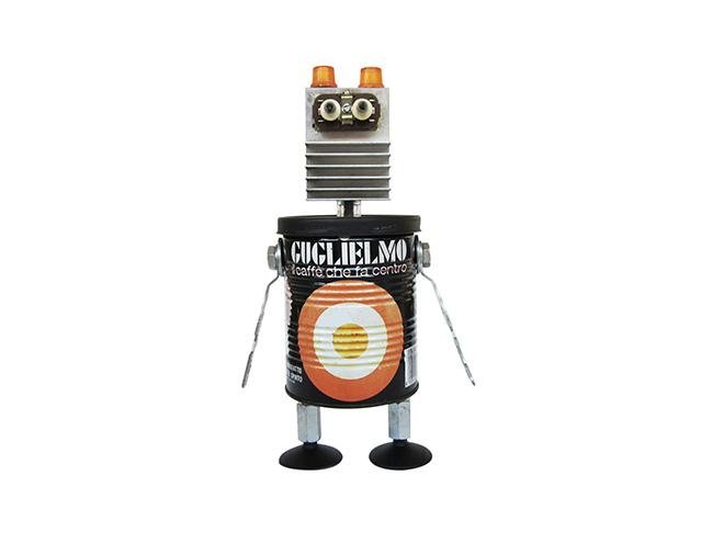 Massimo Sirelli - Robot Capitan Futuro, Guglielmo