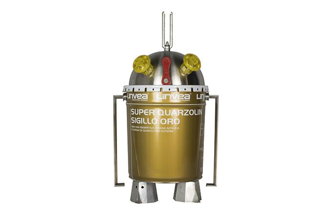 Massimo Sirelli - Robot Concetto, Il Robot Spaziale, 2018