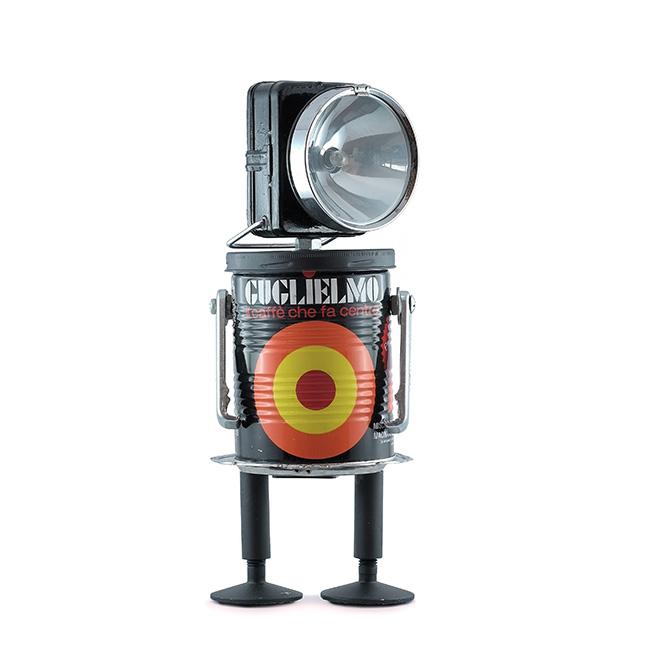 Massimo Sirelli - Robot Guglielmo