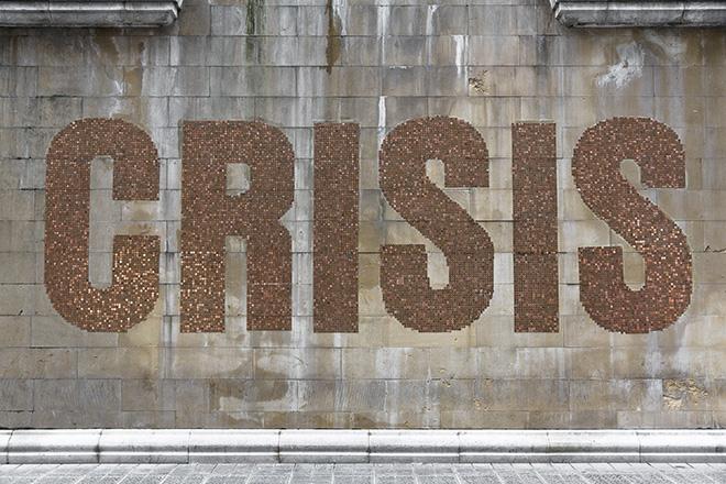 SpY - CRISIS, Bilbao, 2015