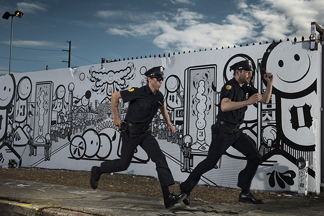 The London Police - Wynwood, Miami, 2013